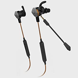 ToughTested - Noise Cancelling in-Ear Headphones - Bluetooth Wireless Earbuds - Convertible Noise Cancelling Earphones - Extra Bass, EQ Voice & 10+ Hours Battery