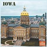 Iowa Calendar 2022: Official US State Iowa Calendar 2022, 16 Month Calendar 2022