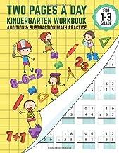 Best workbook pages for kindergarten Reviews