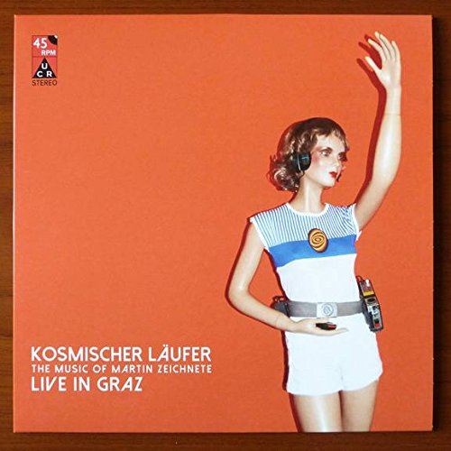 Kosmischer Läufer - Live In Graz - Unknown Capability Records - UCR002V