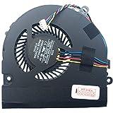 Lüfter Kühler Fan Cooler kompatibel für Medion Akoya P7621 (MD97992), Akoya P7621 (MD98023), Akoya P7621 (MD98024), Akoya P7621 (MD98026), Akoya P7621 (MD98047),