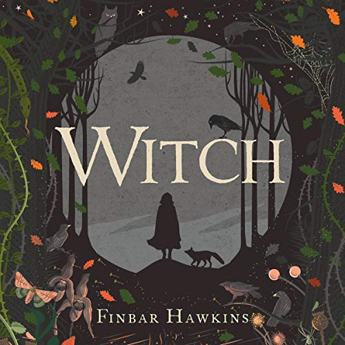 Witch cover art