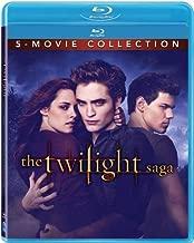 Twilight Saga 5 Movie Coll