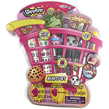 Shopkins Beauty Set - Over 80 Pieces Included | Shopkin.Toys - Image 1