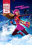 Movie Poster Big Hero 6 (2014) - Honey Lemon - 13 in x 19 in Flyer Borderless + Free 1 Tile Magnet