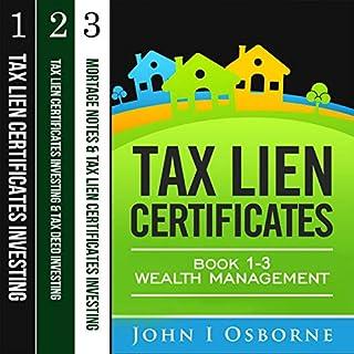 Tax Lien Certificates cover art
