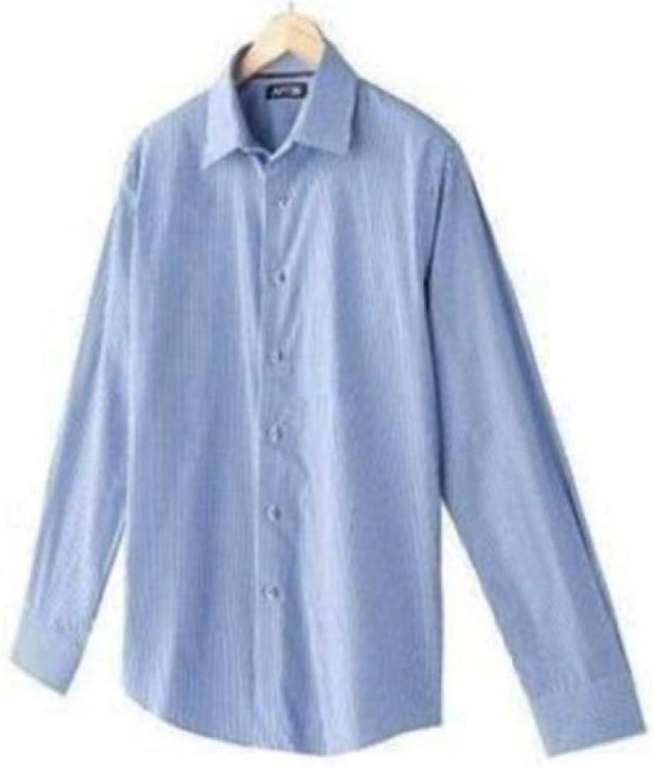 Apt 9 Mens Button Front Long Sleeve Casual Sport Dress Shirt
