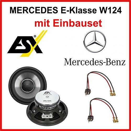 ESX -  Lautsprecher Set
