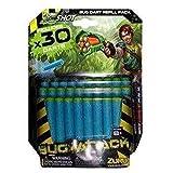 Bug Bug Attack Dart Refill Pack Incluye 30 Dardos (Se distribuye desde el Reino Unido)