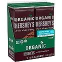 12-Count HERSHEY'S Organic Milk Chocolate Candy (1.55 oz Bar)