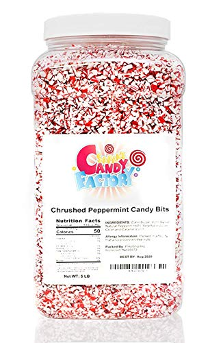 Sarah's Candy Factory Crushed Peppermint Candy