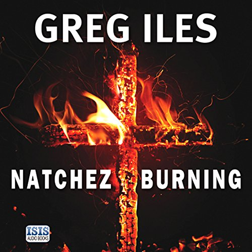 Natchez Burning audiobook cover art