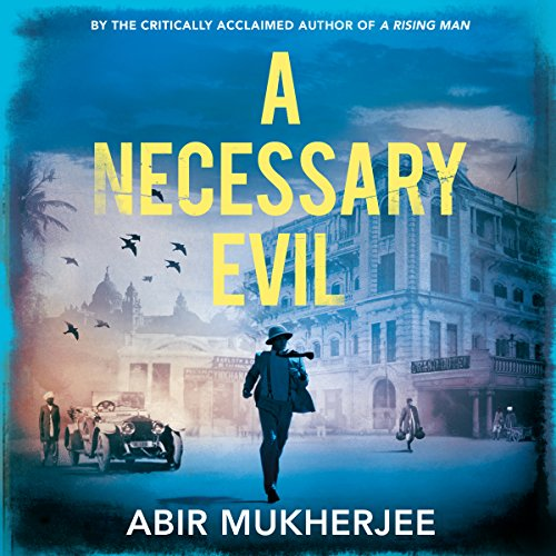 A Necessary Evil audiobook cover art