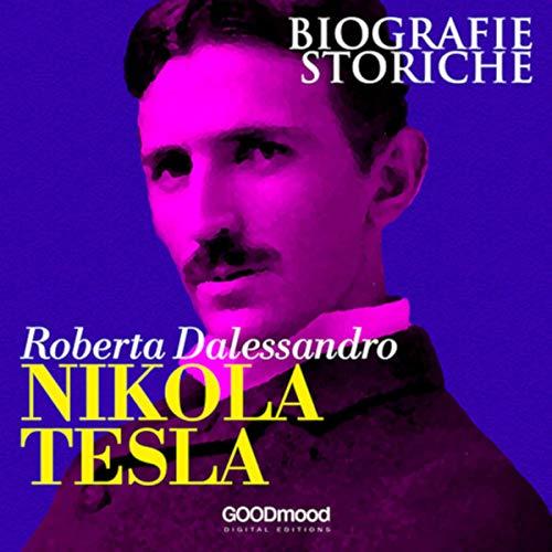 Nikola Tesla audiobook cover art