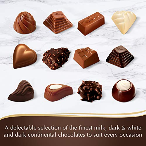 Lindt Chocolate Selection, 428g