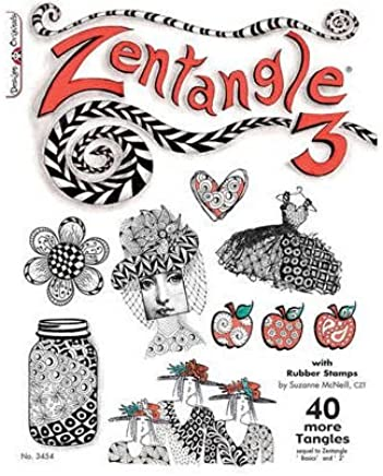 [(Zentangle(R) 3: 3 )] [Author: Suzanne McNeill] [Jun-2012]