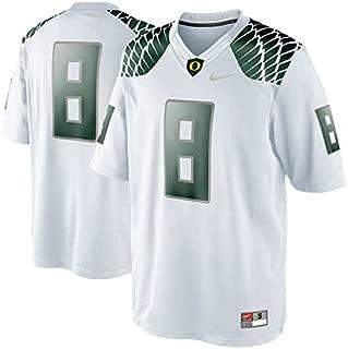 oregon ducks football white jerseys