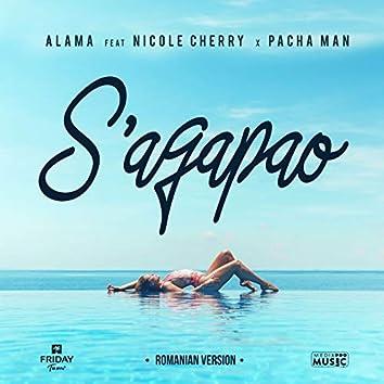 S'agapao (feat. Nicole Cherry, Pacha Man) [Romanian Version]