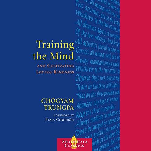 Couverture de Training the Mind