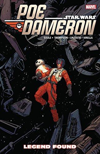 Star Wars: Poe Dameron Vol. 4: Legend Found (Star Wars: Poe Dameron (2016-2018)) (English Edition)