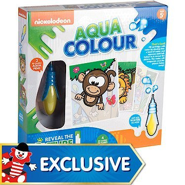 Nickelodeon AD65 – 7260 – Set Eau Colour