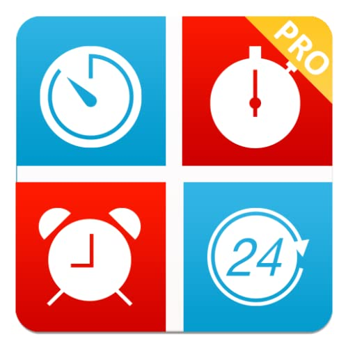 Timers4Me & Stopwatch Pro