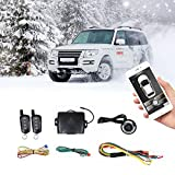 Best Remote Car Starters - Universal Car Remote Starter Keyless Entry One Key Review
