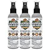 Ranger Ready Picaridin 20% Tick & Insect Repellent, Scent Zero, 5 Oz. (Pack of 3)
