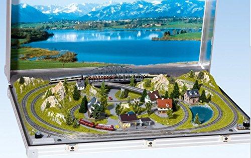 NOCH 88281 - Modellbahnkoffer Tessin, Rokuhan Spur Z, bunt