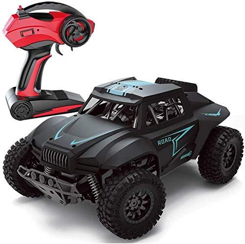 RC Auto Fernbedienung 2,4 GHz Hochgeschwindigkeitsrennen Stunt Klettern Drift Buggy Auto 4WD Stunt Drift...