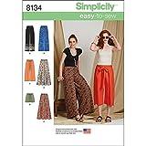 X-Large - XX-Large - XXX-Large Simplicity Sewing Pattern 5314 Plus Size Sleepwear BB