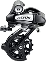 Shimano Altus RDM310DL - Cambio M310 7/8 Velocidades , color negro