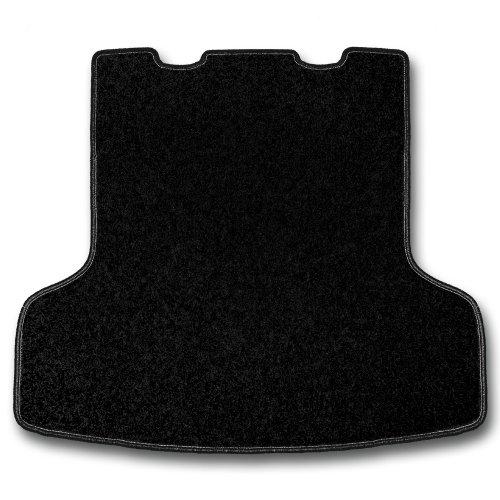Bär-AfC OP05507 Kofferraummatte Laderaummatte Classic schwarz für Fahrzeug Modell Siehe Beschreibung