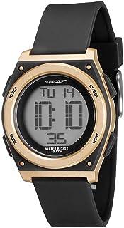 b12c8161070 Relógio Speedo Feminino Digital Preto 80605L0EVNP1