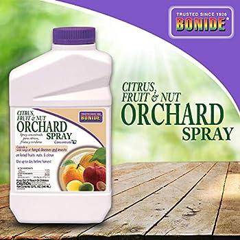 BONIDE PRODUCTS INC 037321002185 Bonide 218 Concentrate Citrus Spray 32 Fl Oz LAWNGARD