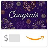 Amazon eGift Card - Congrats (Fireworks)