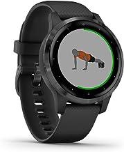 Garmin vívoactive 4S – schlanke, wasserdichte GPS-Fitness-Smartwatch mit..