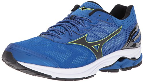 Mizuno Men's Wave Rider 21 Running Shoes, Eclipse, 8 D US
