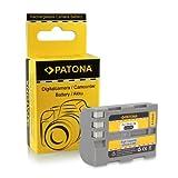 M&L Mobiles®   Batería de primera calidad como Nikon EN-EL3E ENEL3e con Infochip · 100% compatible con Nikon D50   D70s   D80   D90   D200   D300   D300s   D700