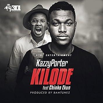 Kilode (feat. Chinko Ekun)