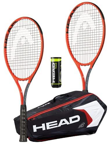 HEAD Radical - Juego de raqueta de tenis para adultos...