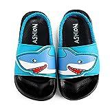 ASHION Toddler Boys Girls Slides Sandals Kids Beach Water Shoes