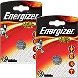Energizer CR2012 Lithium-Knopfzelle 3 V, Blisterverpackung,