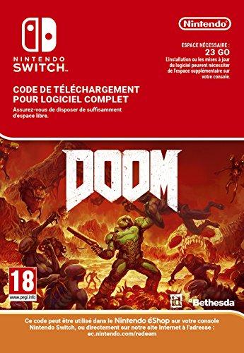 Doom | Switch - Version digitale/code