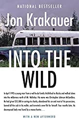Books Set In Alaska, Into the Wild by Jon Krakauer - alaska books, alaska novels, alaska literature, alaska fiction, alaska, alaska authors, alaska travel, best books set in alaska, popular alaska books, alaska reads, books about alaska, alaska reading challenge, alaska reading list, alaska history, alaska travel books, alaska books to read, novels set in alaska, books to read about alaska, usa books, book challenge, books and travel, travel reading list, reading list, reading challenge, books to read, books around the world, alaska culture, anchorage books, juneau books
