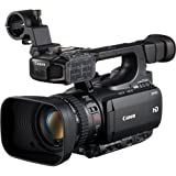Canon XF100 Professional Camcorder with 10x HD Video lens, Compact Flash...