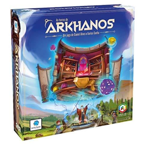 As Torres De Arkhanos - Conclave Editora Conclave Azul
