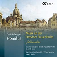 Homilius: Music at Frauenkirche Dresden