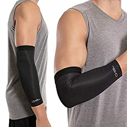 powerful Copper arches to restore compression – elbow braces with the highest copper content…
