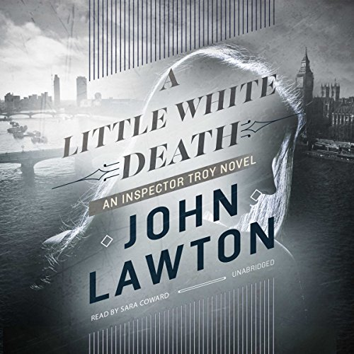 A Little White Death audiobook cover art